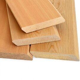 Планкен из лиственницы (скошенный)